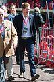 prince harry london marathon visit 11