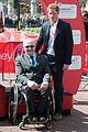 prince harry london marathon visit 15