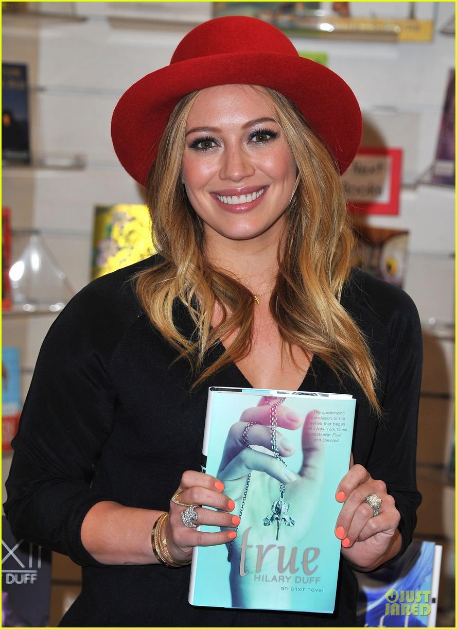Hilary Duff book