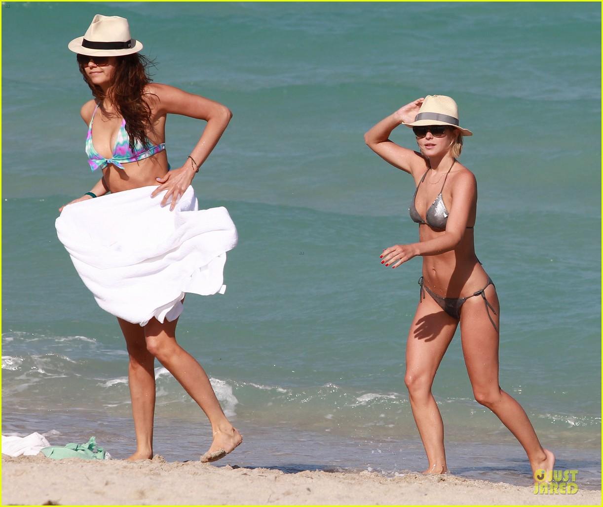 julianne hough nina dobrev bikini miami babes 142858878