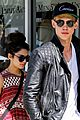 vanessa hudgens austin butler cafe roma lunch lovers 02