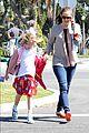 ben affleck jennifer garner track meet with the girls 13