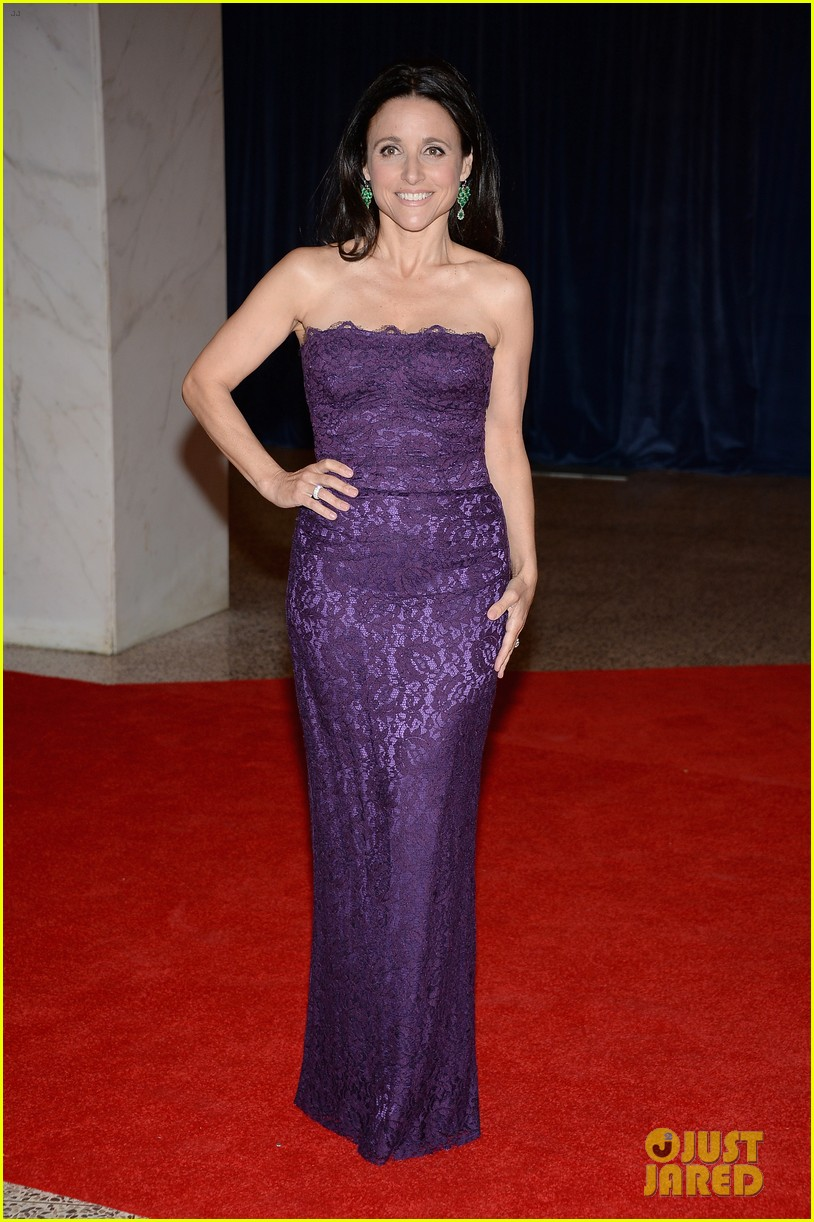 julia louis dreyfus white house correspondents dinner 2013 032859644