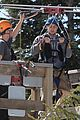 aaron taylor johnson wife sam easter ziplining 28