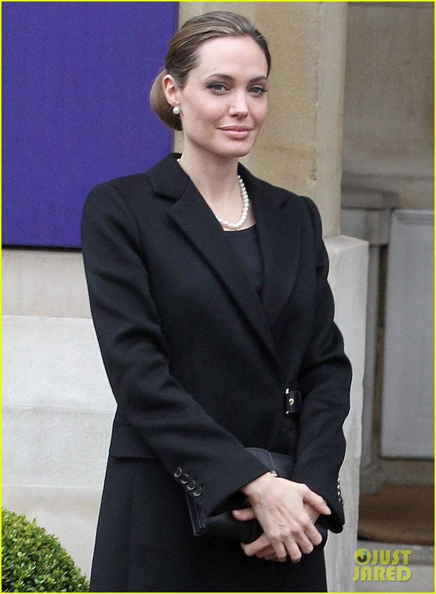 angelina jolie g8 foreign ministers conference 08