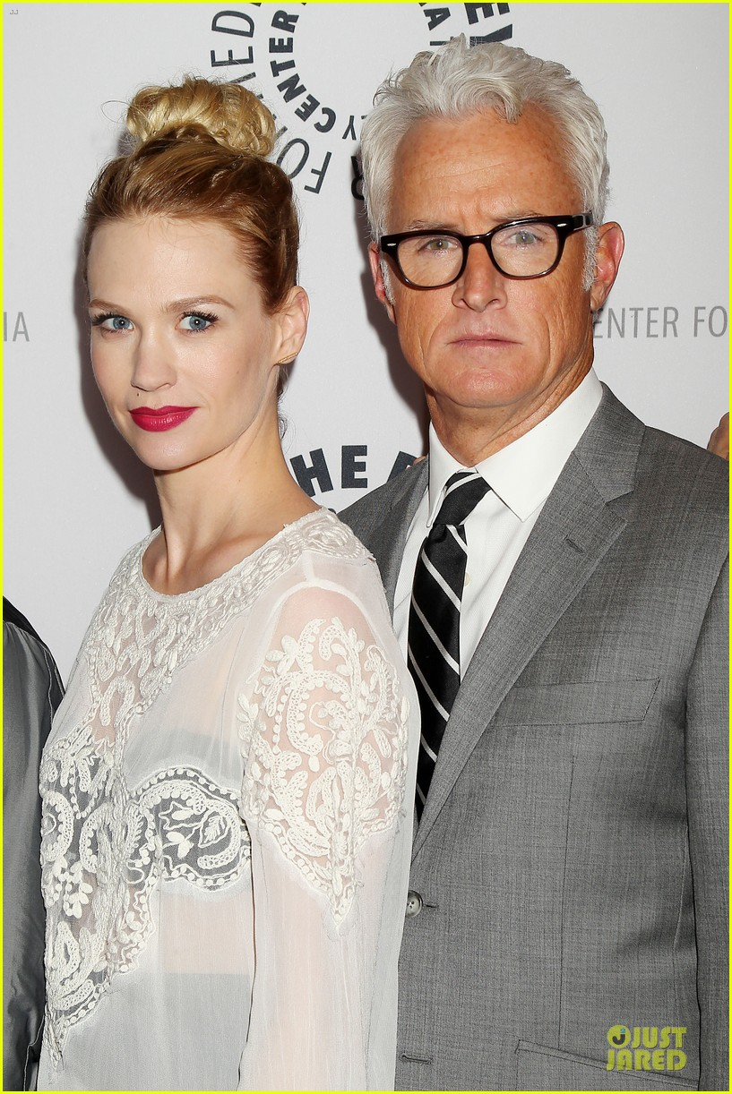 january jones jon hamm mad men paley presentation 32