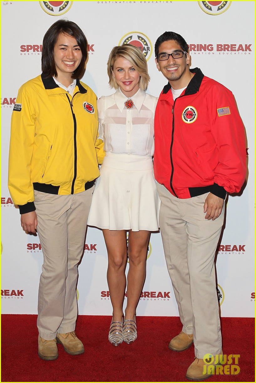 julianne hough alexis knapp city year los angeles fundraiser 2013 05