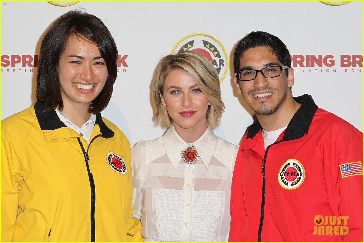 julianne hough alexis knapp city year los angeles fundraiser 2013 15