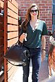 miranda kerr orlando bloom romp family outing 24