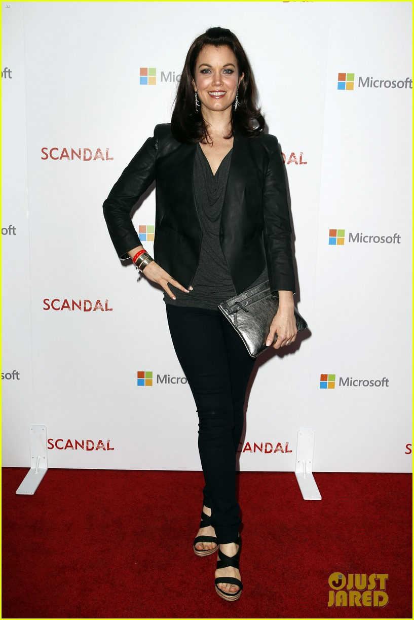 kerry washington scandal season two wrap party 03