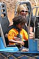 heidi klum martin kirsten disneyland fun with the kids 16