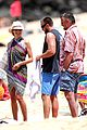 heidi klum family back in l a after hawaii drowning save 16