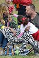 heidi klum family weekend ellen appearance 20