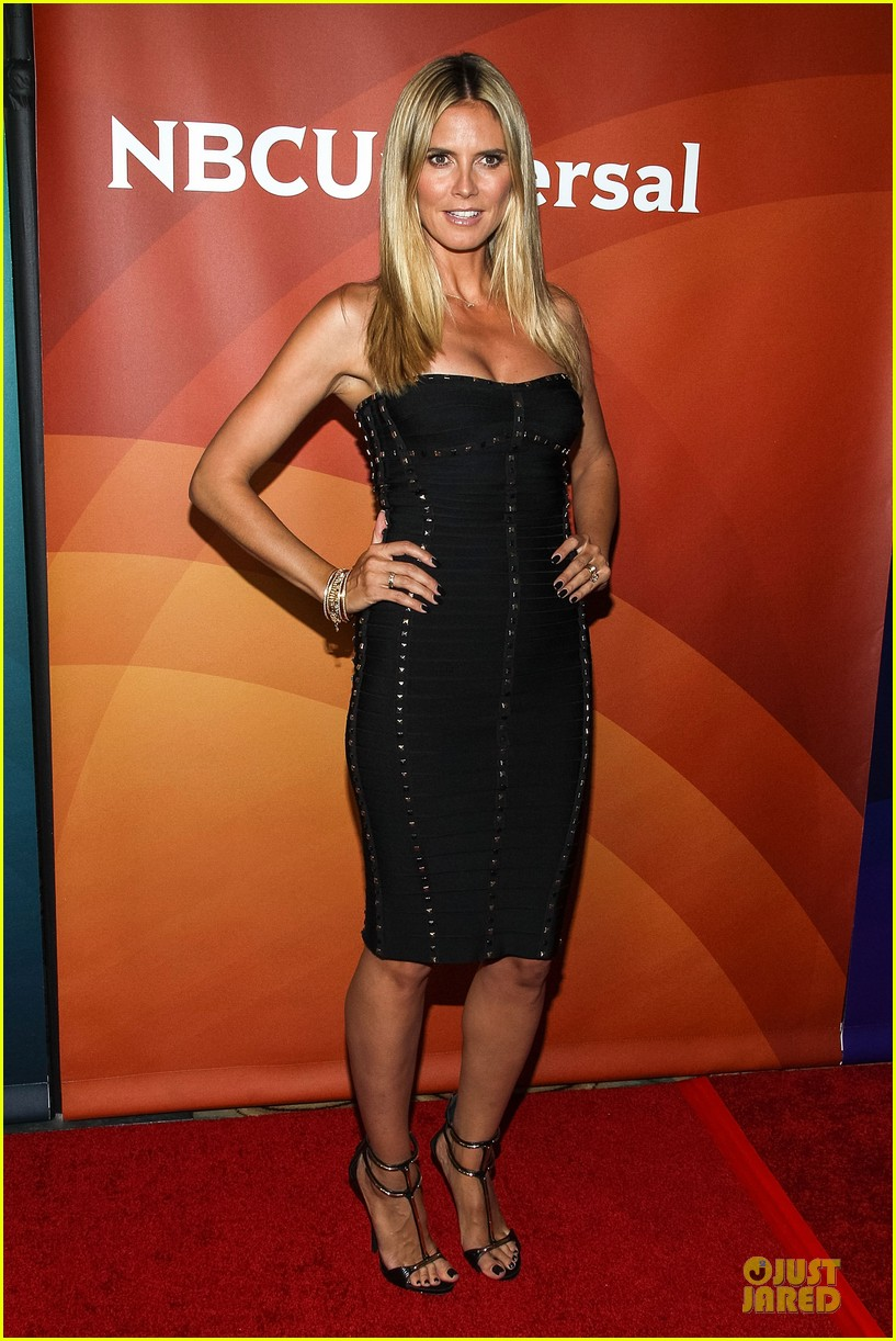 heidi klum taylor kinney nbcuniversal summer press day 17