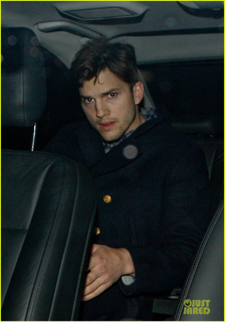 milia kunis ashton kutcher holding hands in london 042848465