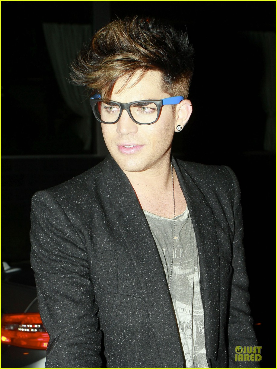 adam lambert bootsy bellows nightclub after sauli koskinen split 082844250