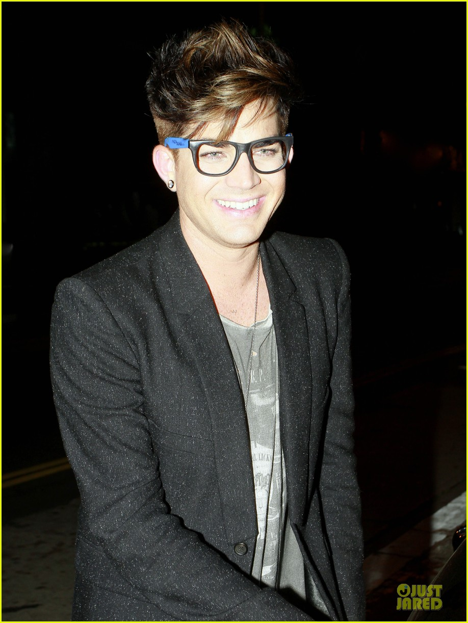 adam lambert bootsy bellows nightclub after sauli koskinen split 122844254
