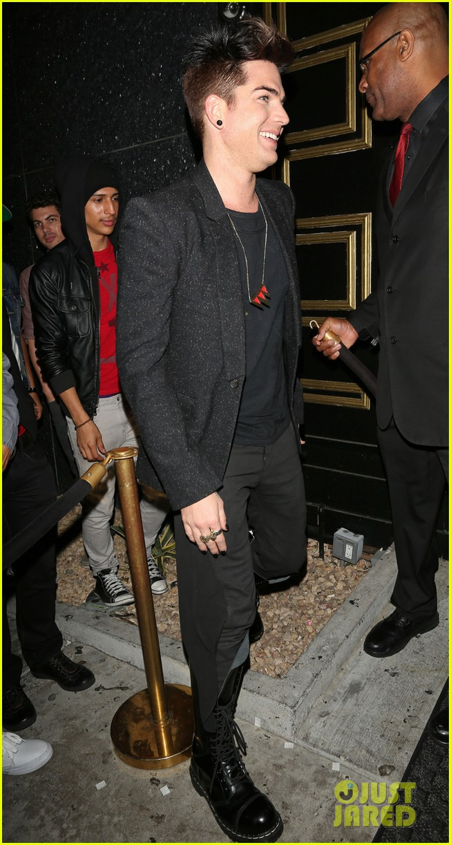 adam lambert retweet me for the trevor project 05