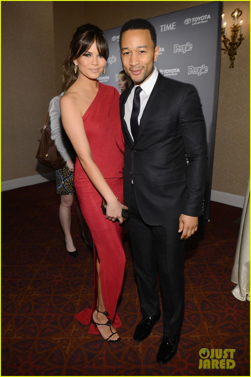 john legend chrissy teigen white house correspondents dinner 2013 062859574