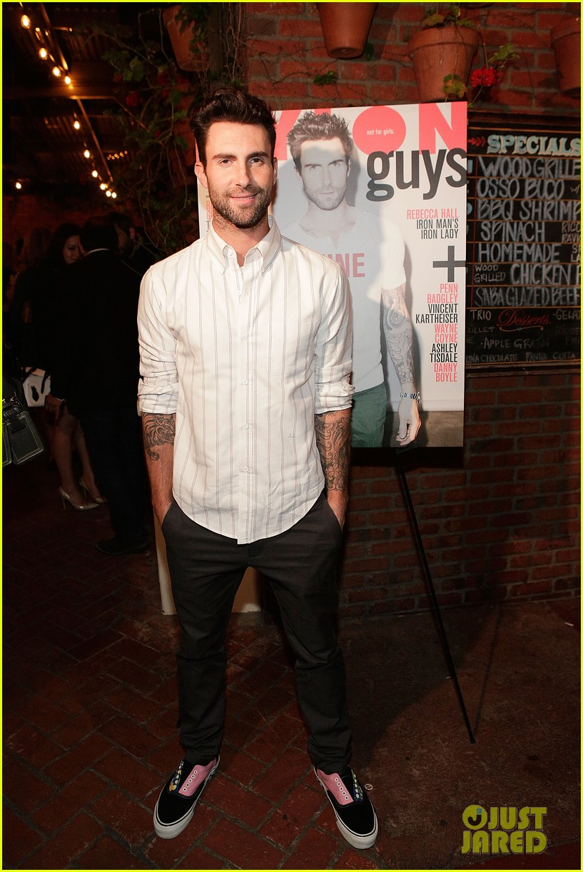 adam levine nylon guys cover celebration 052858769