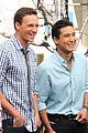 ryan lochte cracks up morning show anchors with interview answers 02