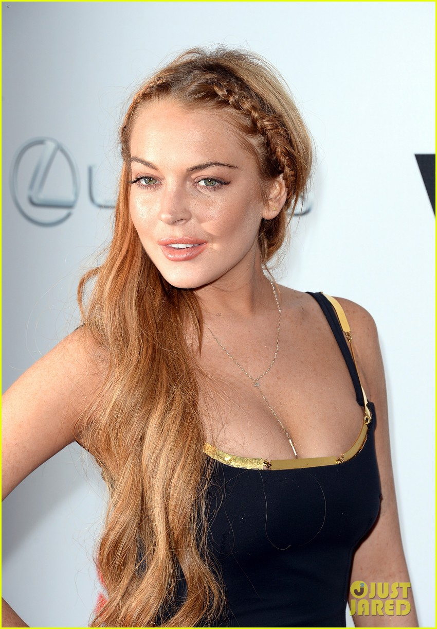 lindsay lohan scary movie 5 premiere with charlie sheen 132848037