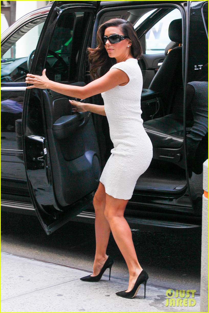 eva longoria morning show appearance in new york city 15