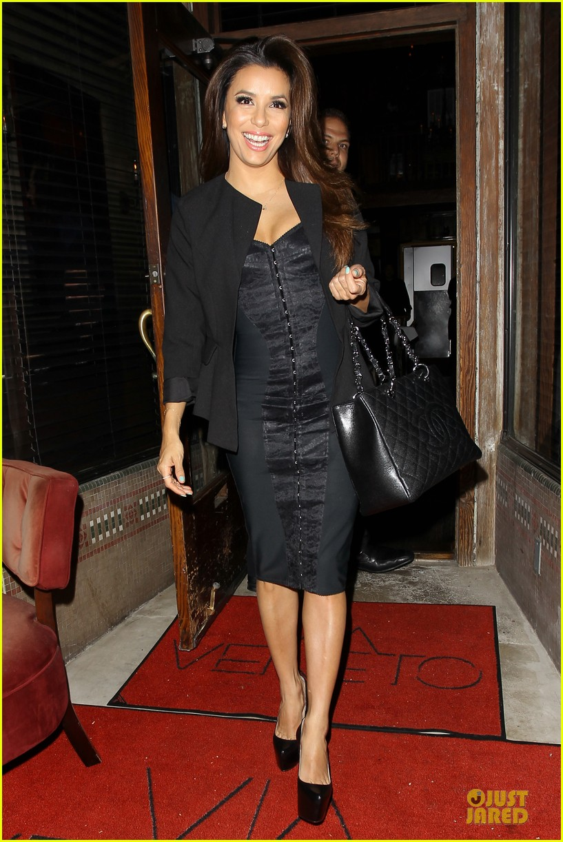 eva longoria san antonio spurs dinner 21