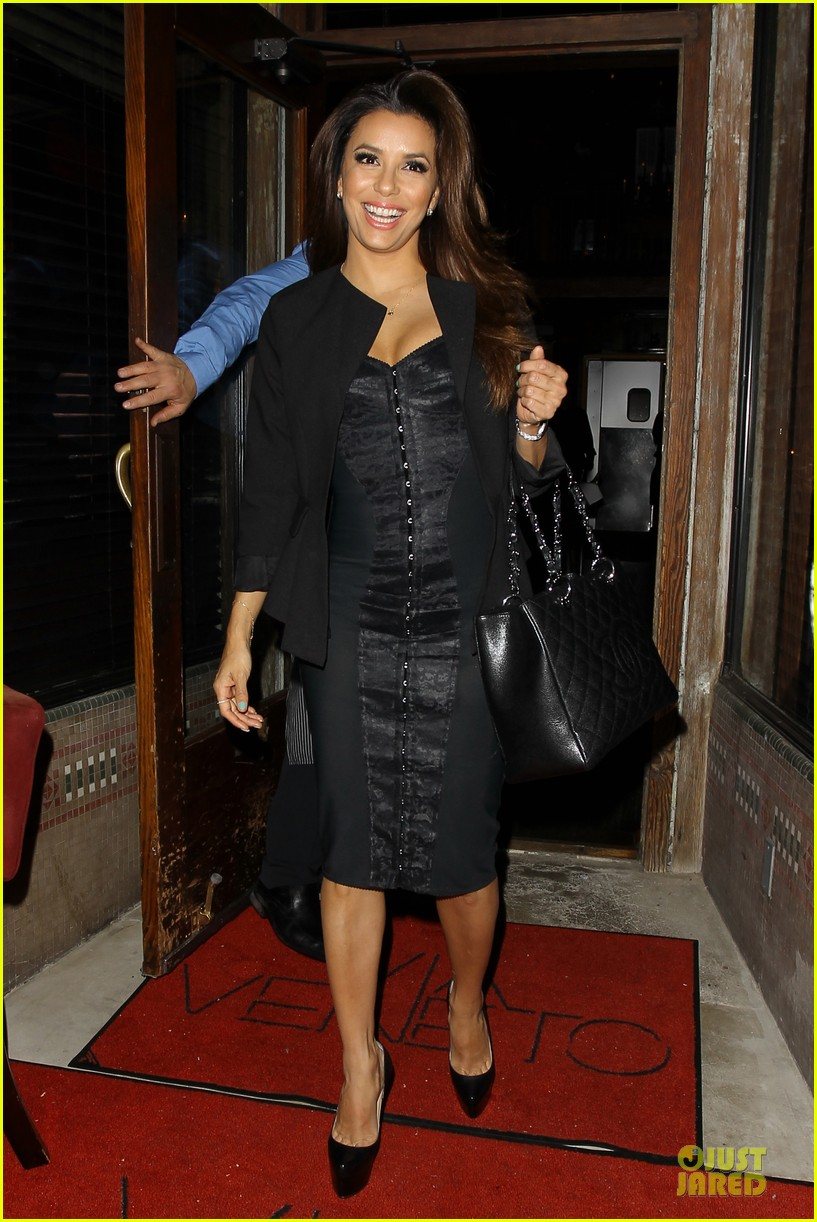 eva longoria san antonio spurs dinner 27