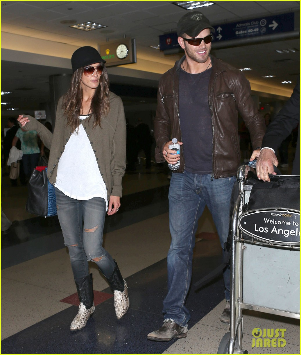 kellan lutz sharni vinson lax lovebirds 04