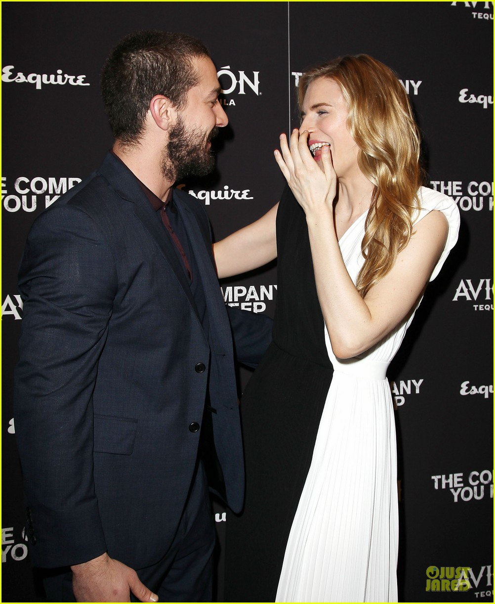 brit marling stanley tucci the company you keep new york premiere 02