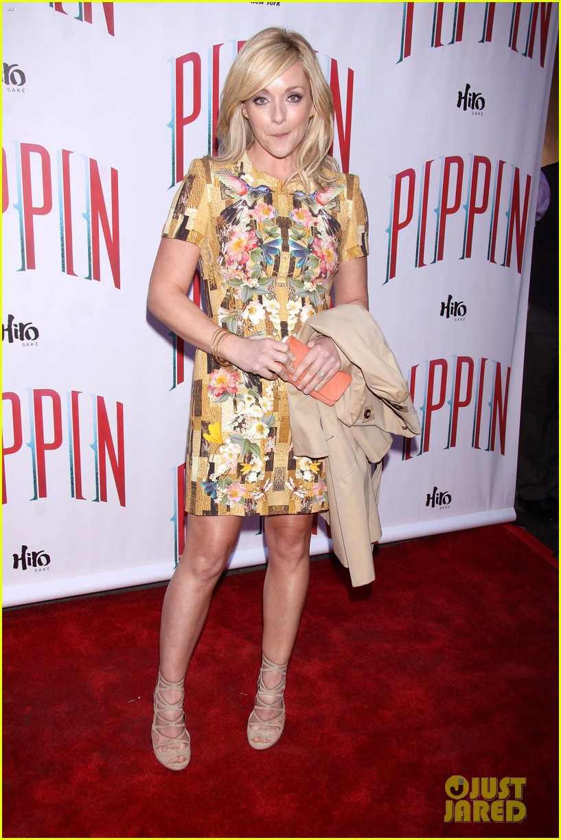 ricky martin debra messing pippin broadway opening 092858263