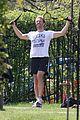 chris martin shirtless london workout 05