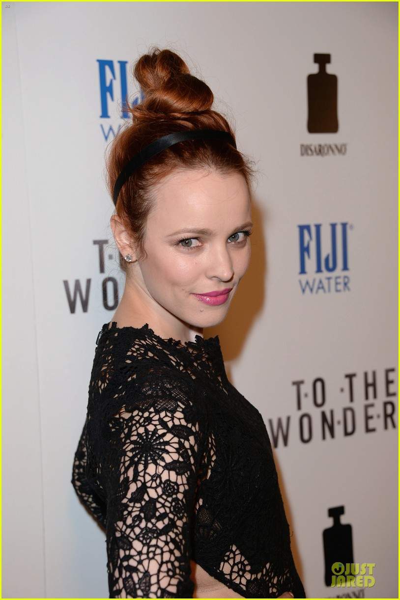 rachel mcadams olga kurylenko to the wonder premiere beauties 112846513