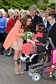 Photo 12 of Kate Middleton Visits Naomi House, Speaks in Recorded Video