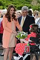Photo 28 of Kate Middleton Visits Naomi House, Speaks in Recorded Video