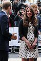 kate middleton pregnant warner bros studios visit with prince william 18