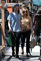 sienna miller tom sturridge west village lunch lovebirds 14