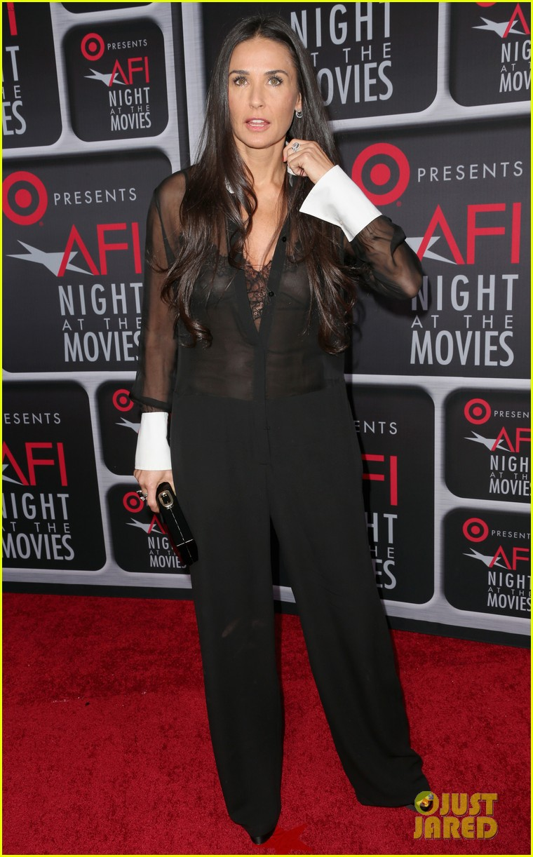 demi moore cher afi night at the movies event 21