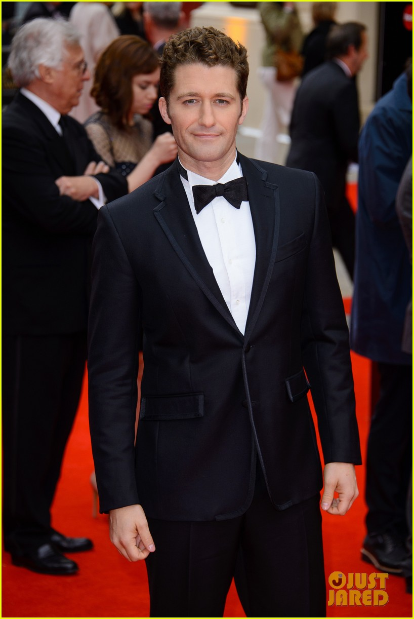 matthew morrison performs west side story at olivier awards 10