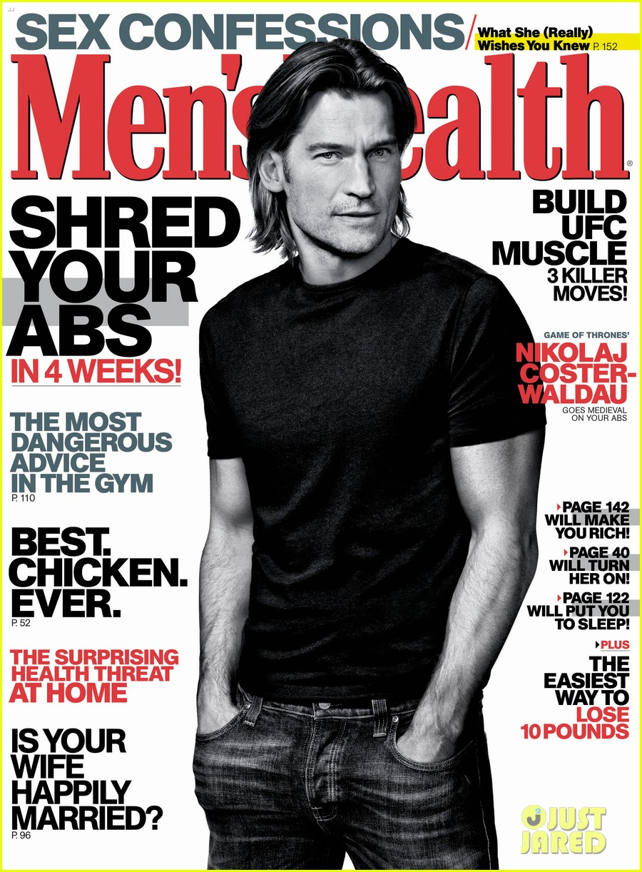 nikolaj coster waldau covers mens health may 2013 022843034