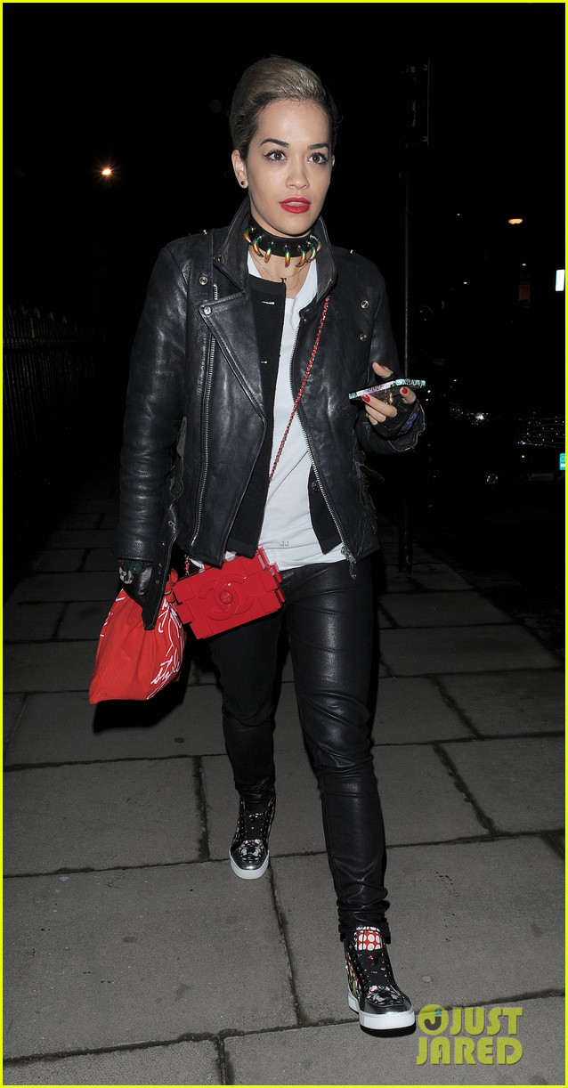 rita ora cara delevingne girls night in 012860583
