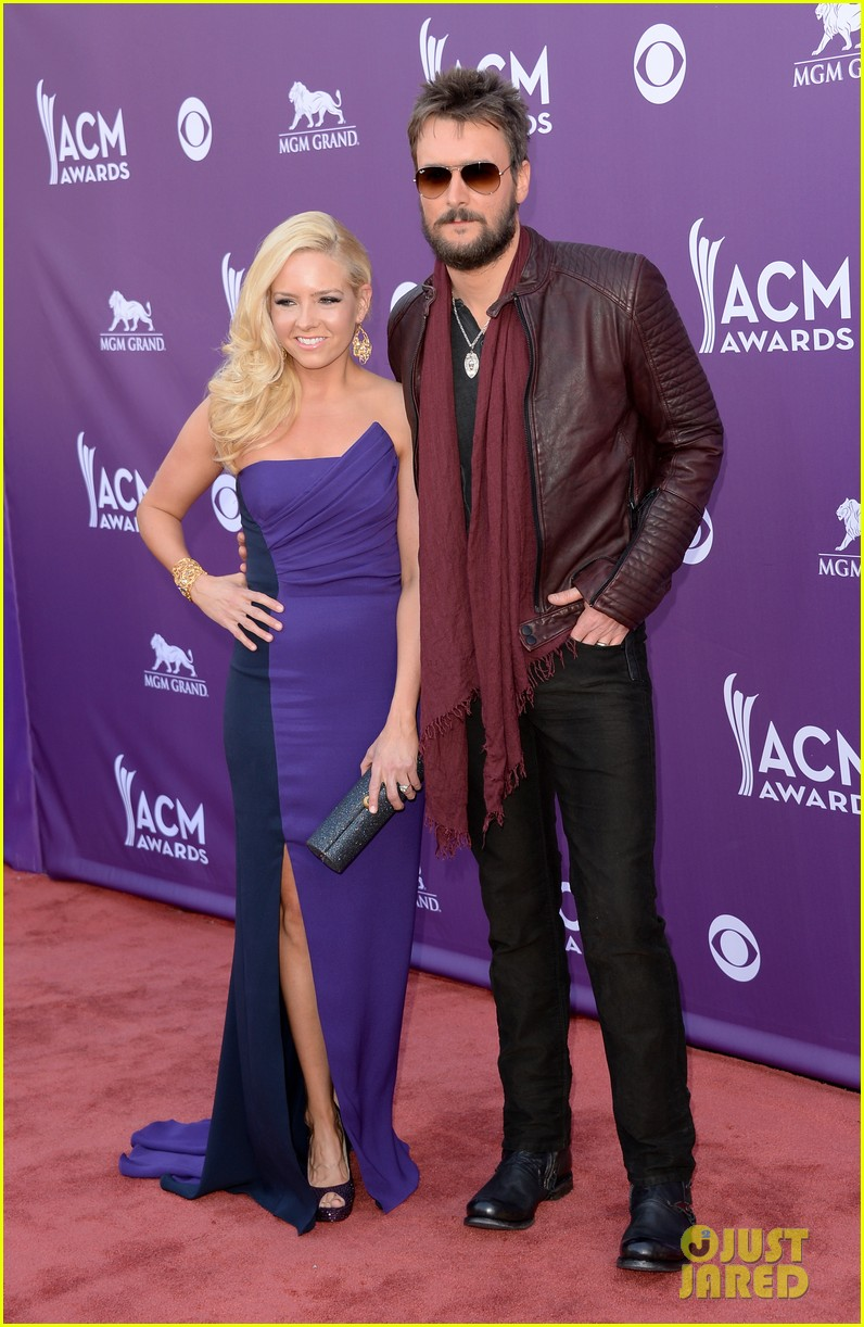 jake owen eric church acm awards 2013 red carpet 012845233
