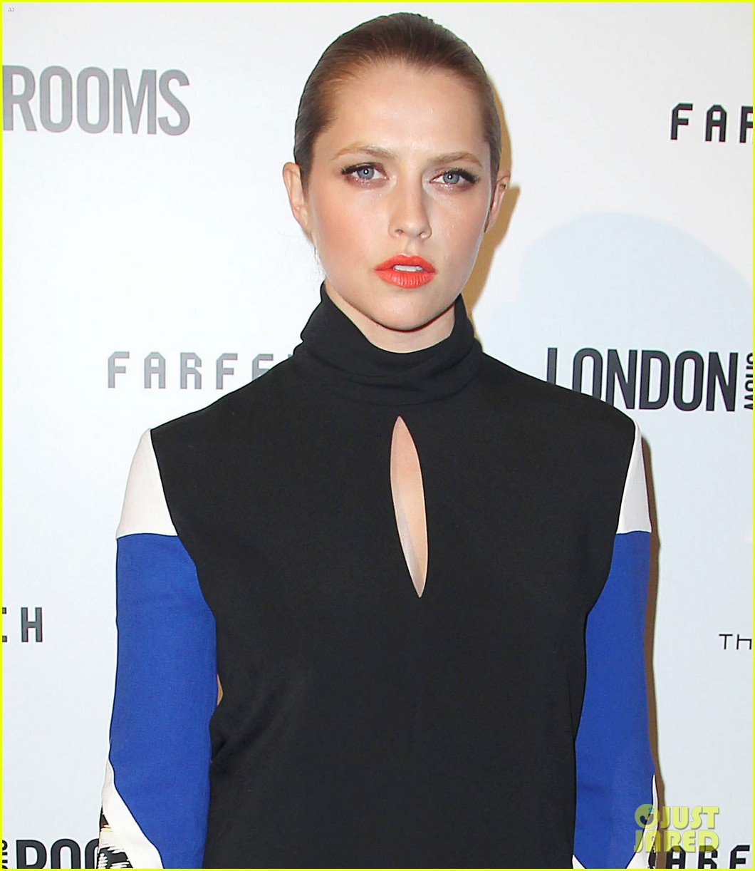 teresa palmer london show rooms l a chic 04