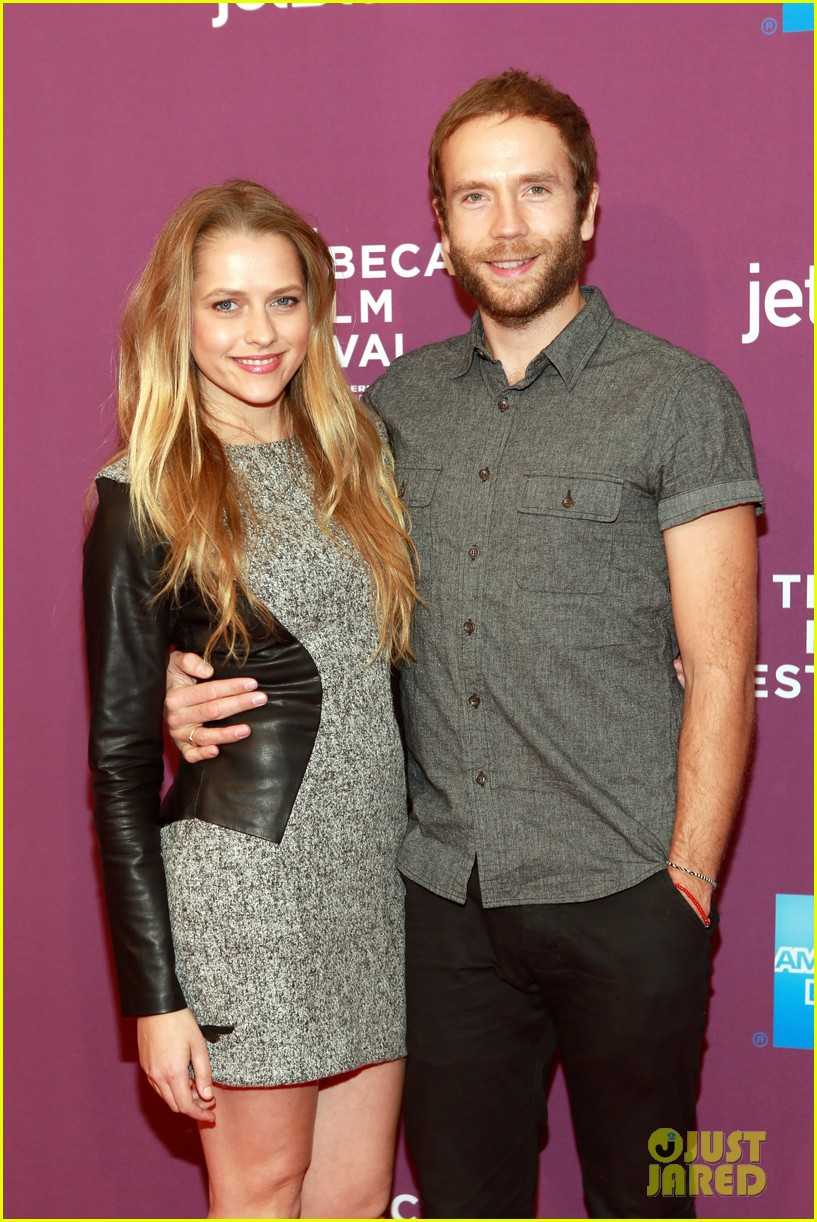 teresa palmer mark webber motivation tribeca premiere 062858633