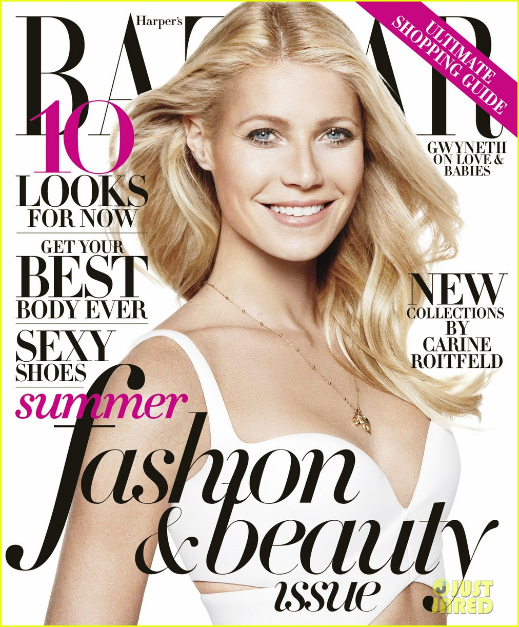 gwyneth paltrow covers harpers bazaar may 2013 012847680