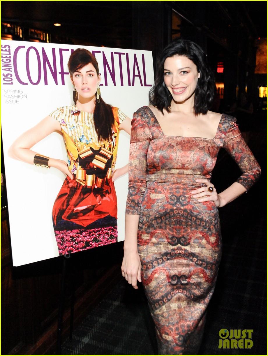 jessica pare covers la confidential spring fashion issue 052844878