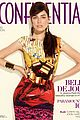 jessica pare covers la confidential spring fashion issue 01