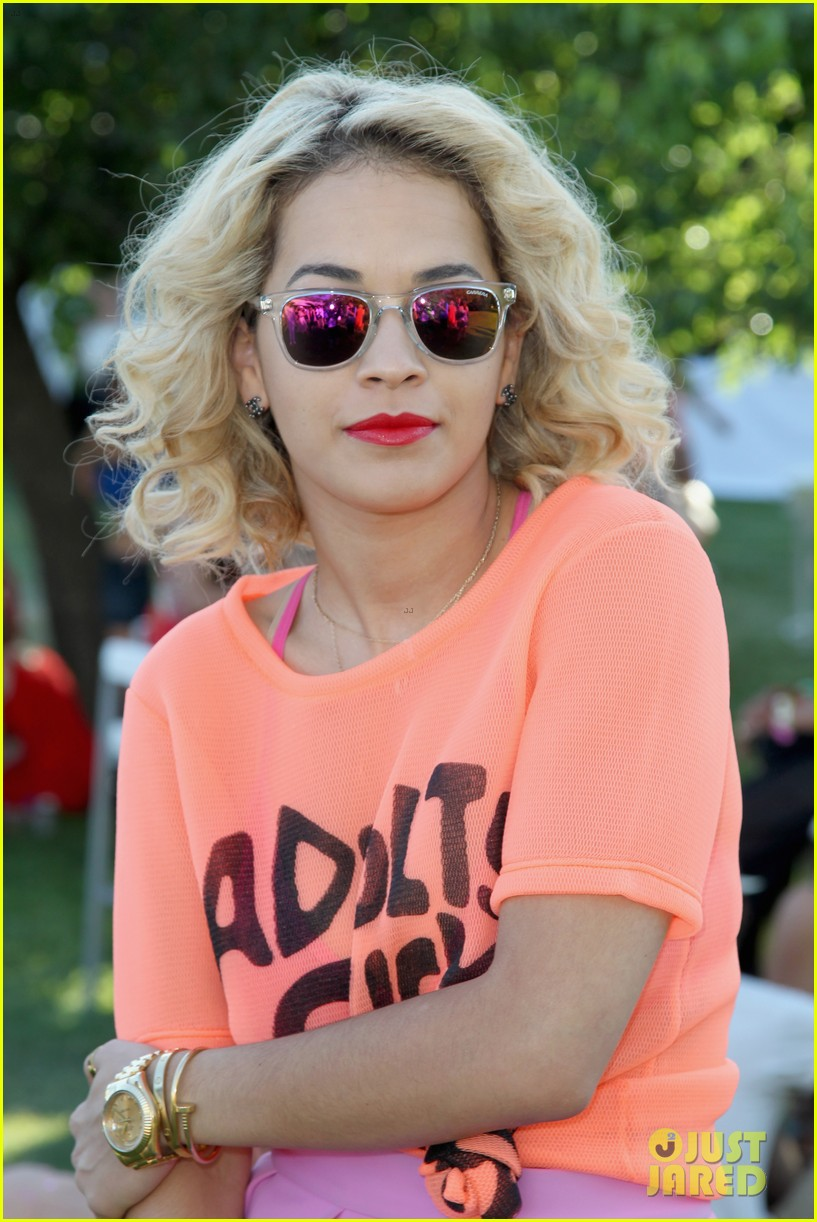 katy perry rita ora lacoste live pool party at coachella 102849227