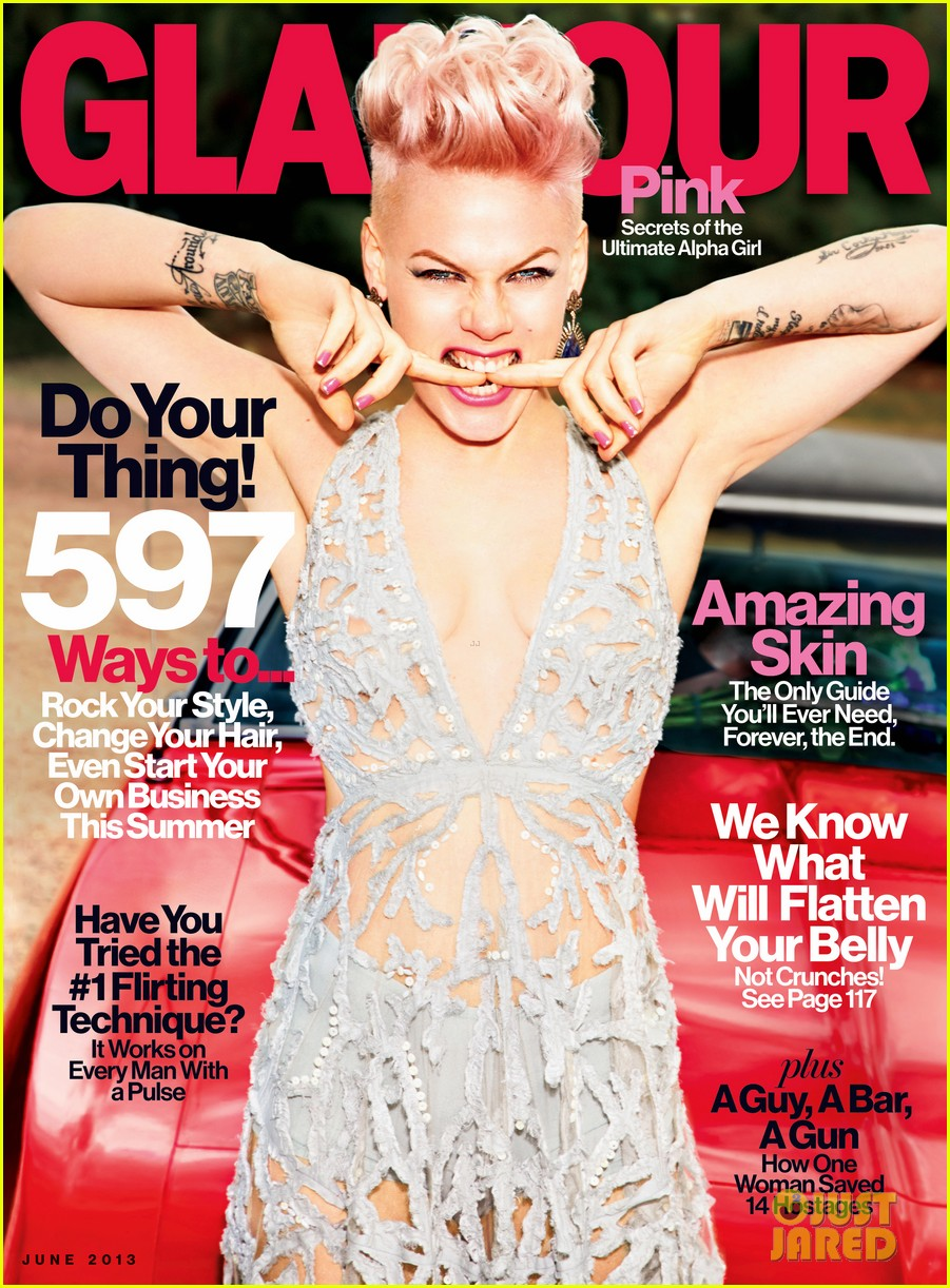 pink covers glamour june 2013 01